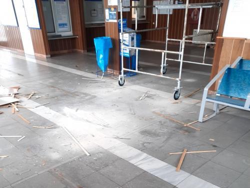 Rekonstrukce autobusového nádraží Olomouc